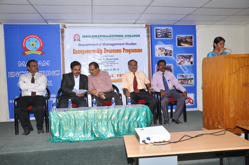 Entrepreneurship Awareness Programme