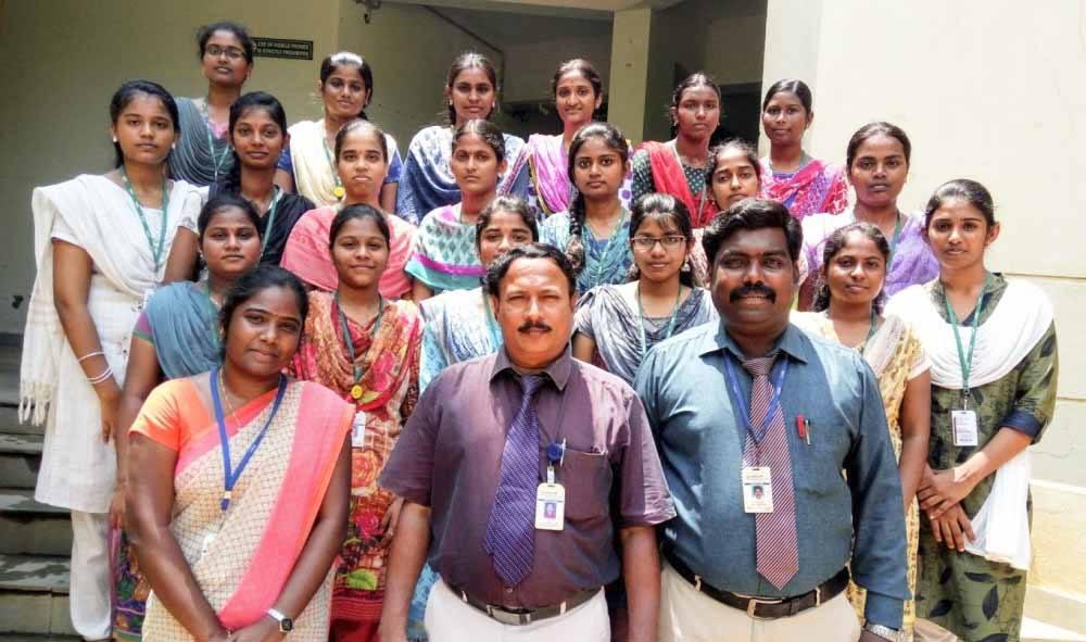 STUDENTS PLACED IN TCS CAMPUS DRIVE
